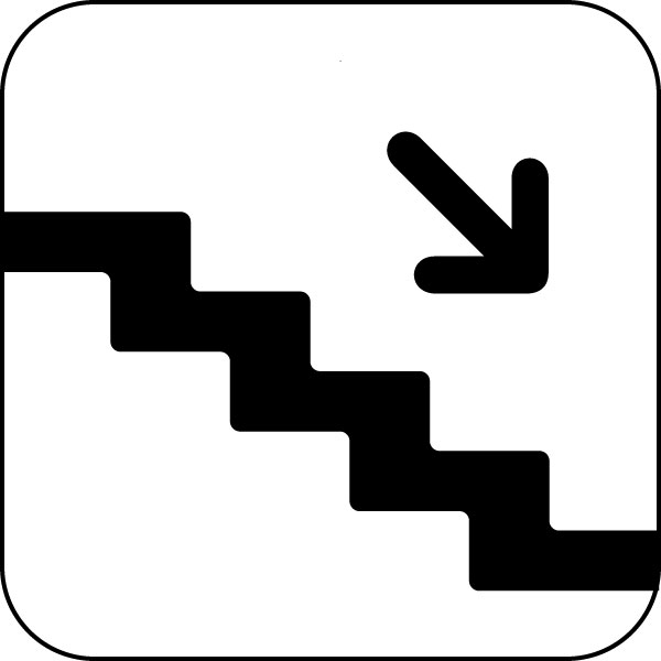 stairs-down