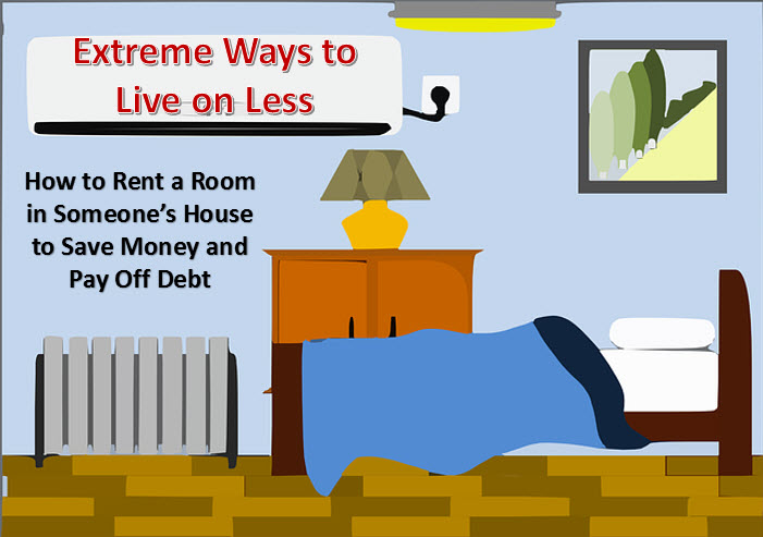 How to Rent a Room to Save Money and Pay Off Debt