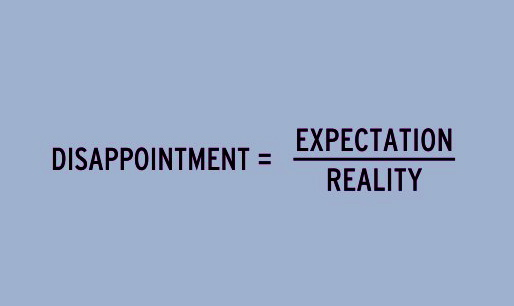 disappointment-expectation-reality