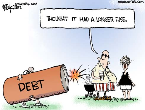independence day debt