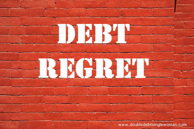 Debt Regret