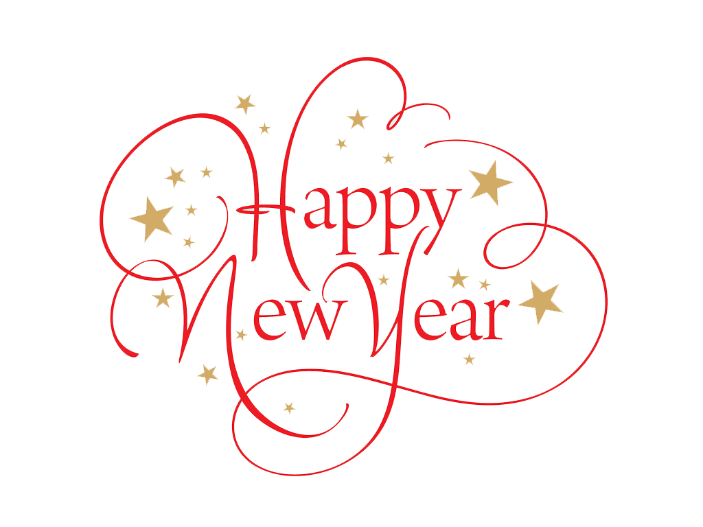 Happy New Year Png File Double Debt Single Woman